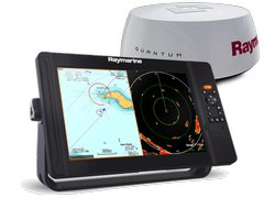 Raymarine Element 12 S ink. Quantum radar