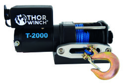 Thor T-2000 trailervinsch