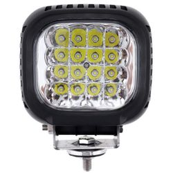 LED däcksbelysning/Flood, 48 Watt