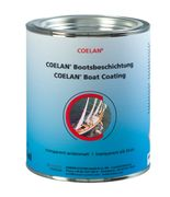 COELAN Boat Coating transparent silk finish