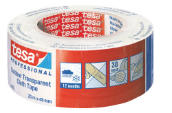 Gaffa tape transparent