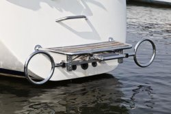 Davit Dinghy rings slim
