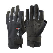Essential Sailing Glove L/F Black
