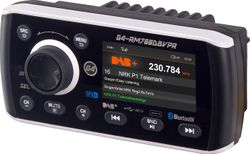 Radio 1 Din DAB/FM, Video in/ut, USB mm.