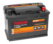 Tudor Marin Start batterier